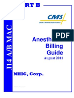 Anesthesia Billing Guide