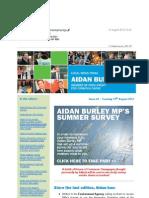 News Bulletin from Aidan Burley MP #69