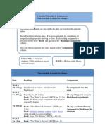 English 111 15PR Fall 2013 Schedule