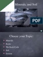 982297 Minerals Rocks Soil Erosion