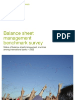 Balance Sheet Management Benchmark Survey