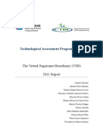 Virtual Sugarcane Biorefinery Report 2011