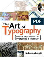 The Art of Tipografi