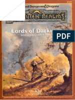 Lords of Darkness - 1st Edition