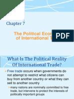 2000 Chp 7 Political Economy of Intl Trade