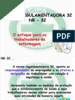 apresentação nr 32 scmi