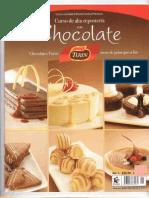 Curso Alta Repostería Chocolates Turín