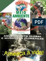 Palestra Meio Ambiente - Adelson Bezerra