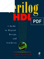Verilog Digital Design Synthesis by Samir Palnitkar