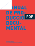Manual de producción documental