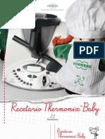 Recetario Thermomix Baby