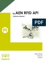 CAEN RFID API Reference Manual Rev 04