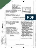 BMW v. Dynamic Performance - Complaint