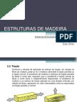 Estruturas de Madeira - Aulas 10 e 11