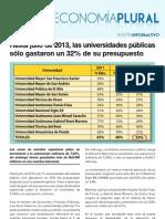 Boletín Economía Plural N° 43