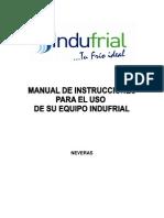 Manual Neveras
