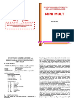 Minimult Manual