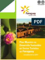 Plan Maestro de Desarrollo Sostenible en el Sector Turístico del Paraguay - Actualización  al 2012 - PortalGuarani