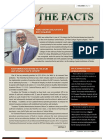 FAMU Just the Facts August 2013