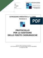 protocollo_ferite_ chirurgiche