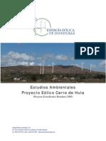 Parque Eolico Cerro de Hula