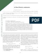Planck-Scale Effects on Bose-Einstein Condensates 1204.4670
