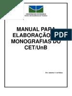normas para monografias