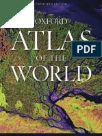 Oxford Atlas of the World, Twentieth Edition