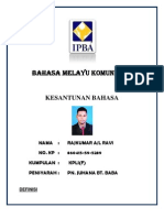 85454347 Esei Kesantunan Bahasa Raj