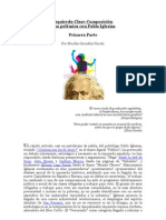 """""""Izquierda-Clase-Composición. Una polémica con Pablo Iglesias""""  (Primera Parte)  Por Nicolás González Varela"""