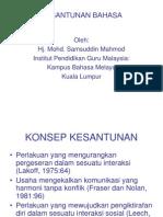 KESANTUNAN (2)