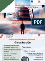2. Globalización de la Economía (2013 I)