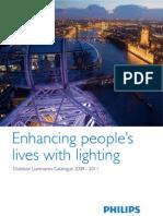 Philips Iluminação Externa