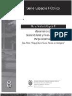 Guía Sostenibilidad de Parques Barriales