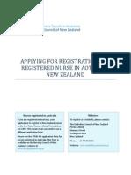 RN International Application Form