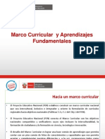 2.- MarcoCurricular y Aprendizajes Fundamentales