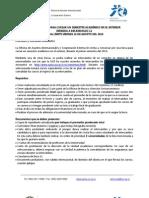 Becas completas de intercambio semestral en el exterior para becarios(as) 11