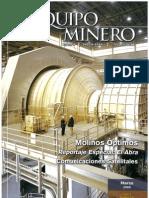 Optimizacion de Molinos- Molienda Gruesa de Falmouth