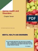 Mental Health Ch 7 Ppt High