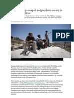 Haaretz article