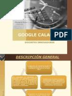Google Calander