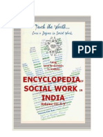 Encyclopedia of Social Work in India Volume III