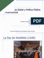 POLÍTICA PUBLICA INTERNACIONAL
