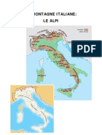 LE MONTAGNE ITALIANE-ALPI