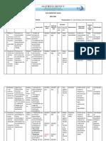Plan anual de Consejería Estudiantil 2013_2014