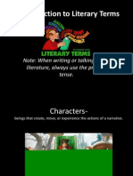 introduction to literary terms2
