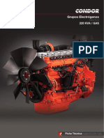 Ficha Tecnica 220 GAS