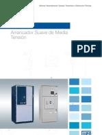 WEG Ssw7000 Arrancador Suave de Media Tension 50031064 Catalogo Espanol(1)