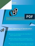 Object Serailization in CSharp
