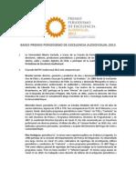 Bases Premio Periodismo de Excelencia Audiovisual 2013.pdf